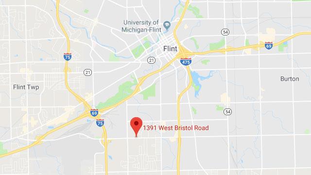 Flint Map